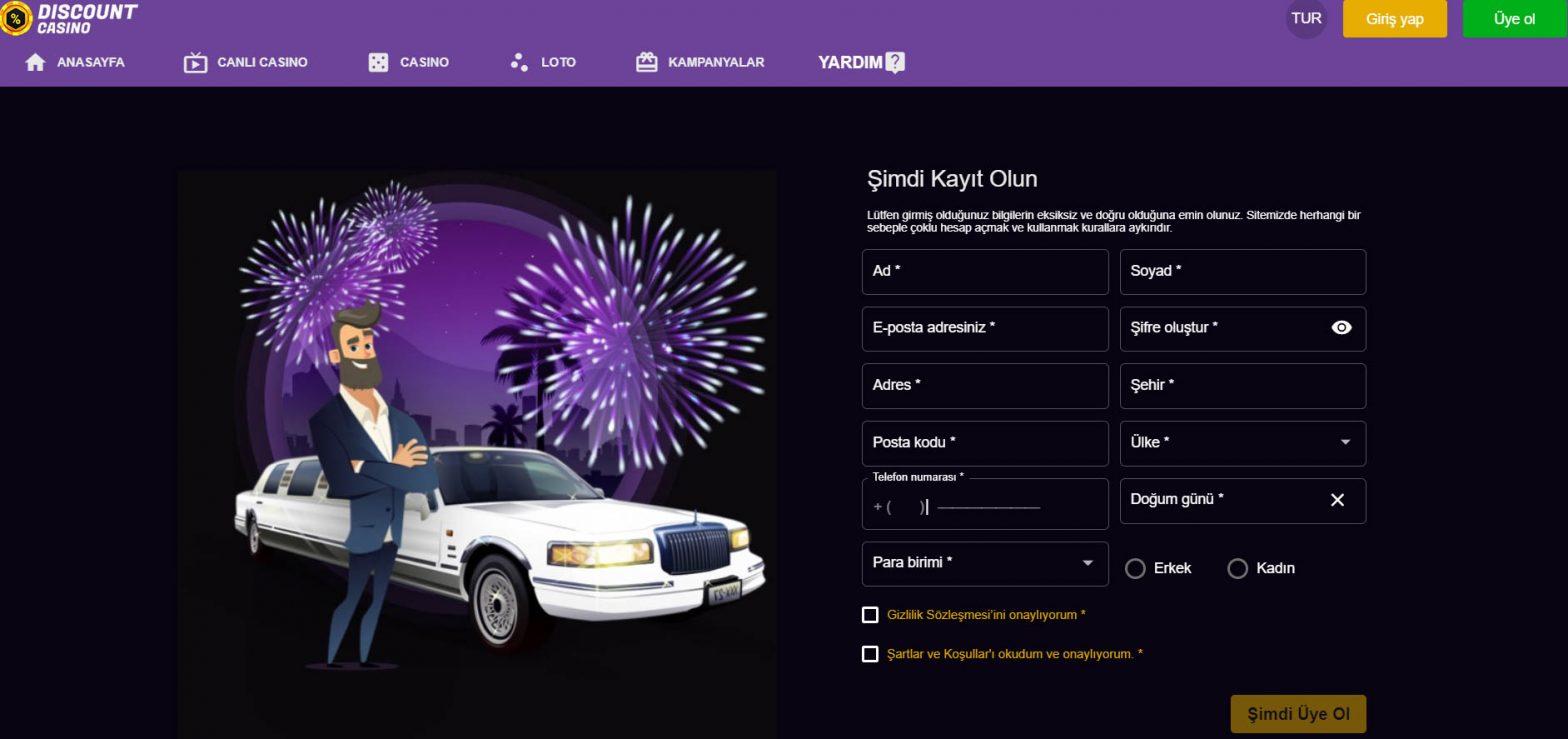 Discount Casino Online Oyunlar