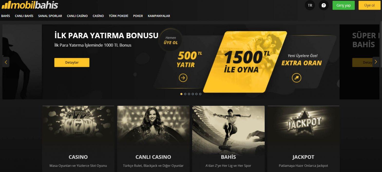 Mobilbahis Canli Casino